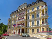 Bad Franzensbad - kurort in Tschechien